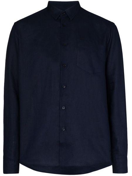 Niebieska koszula Vilebrequin