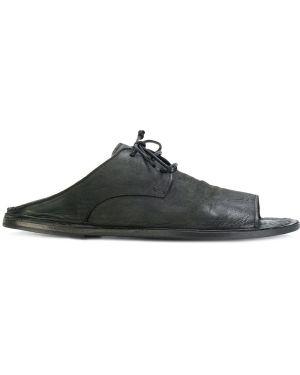 Sport sandały otwarty żółty Marsell