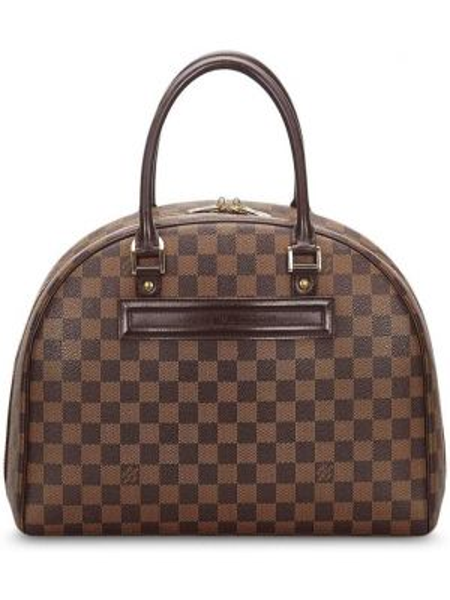 Кожаная сумка с леопардовым принтом сумка-тоут Louis Vuitton