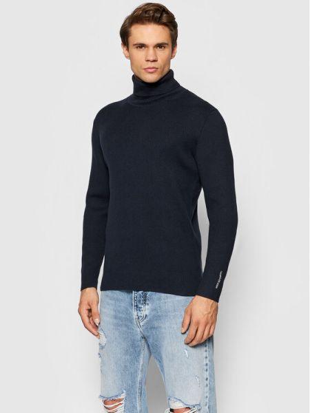 Golf - granatowy Calvin Klein Jeans