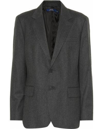Классический пиджак шерстяной Polo Ralph Lauren