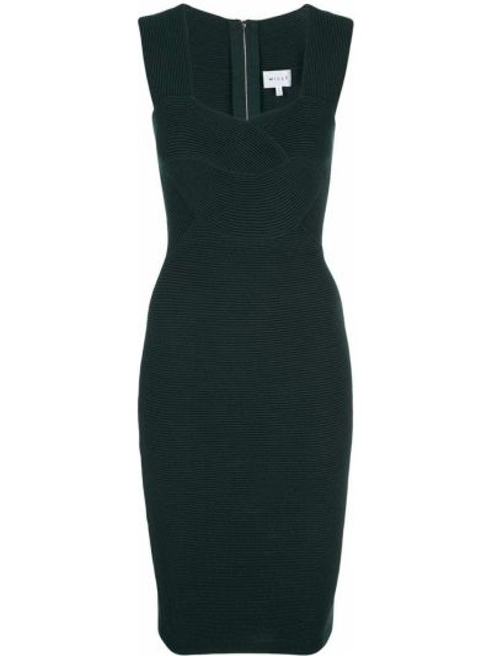 Платье приталенное без рукавов Milly