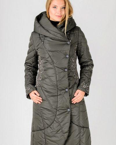 Зимняя куртка осенняя зеленая Raslov