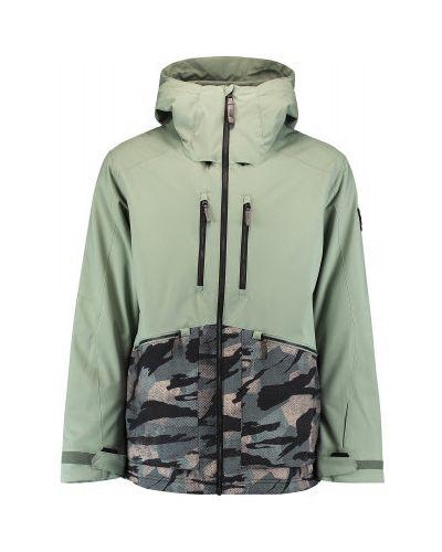 Прямая серая куртка мембранная O`neill