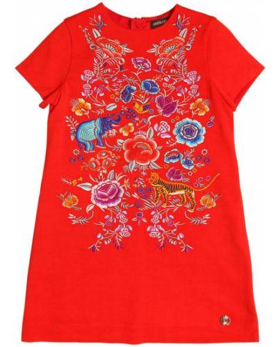 Муслиновое платье Roberto Cavalli