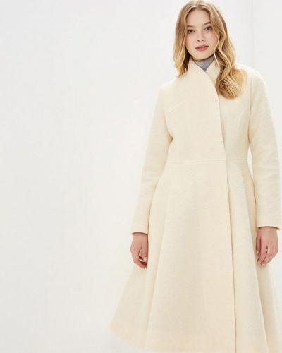 Пальто - белое Gk Moscow