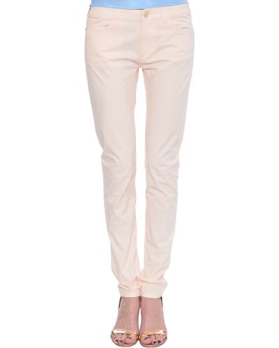 Розовые джинсы Armani Jeans