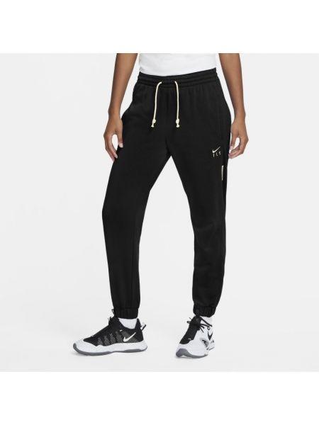 Koszykówka klasyczny klasyczne spodnie z kieszeniami Nike