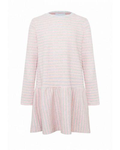 Платье повседневное розовый смена