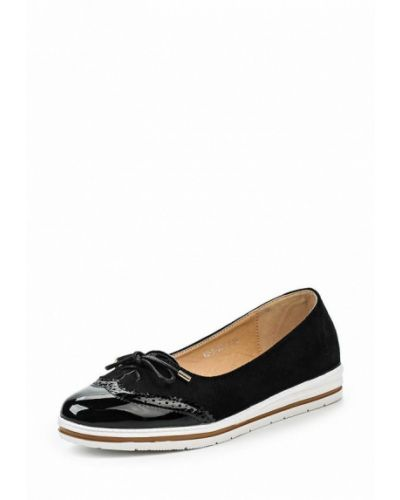 Черные туфли Ciengrados