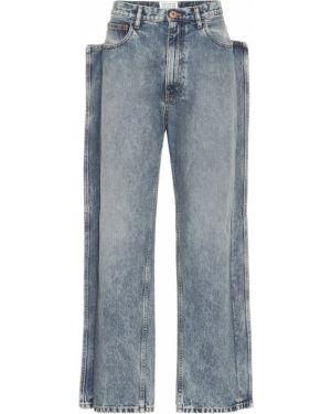 Прямые джинсы mom Maison Margiela