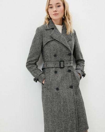 Пальто двубортное Lusio