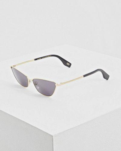 Солнцезащитные очки золотой Marc Jacobs