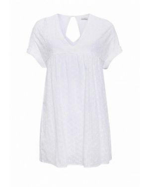 Белый комбинезон с шортами Art Love