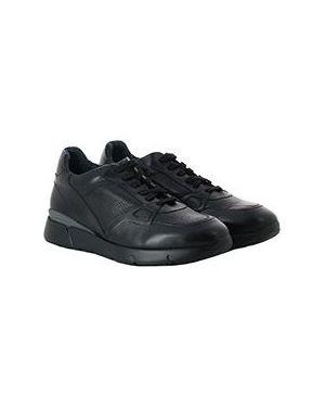 Кроссовки черные Pellettieri Di  Parma