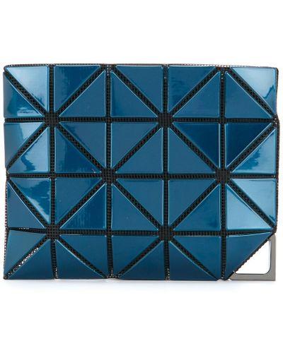 Синий кошелек мини Bao Bao Issey Miyake