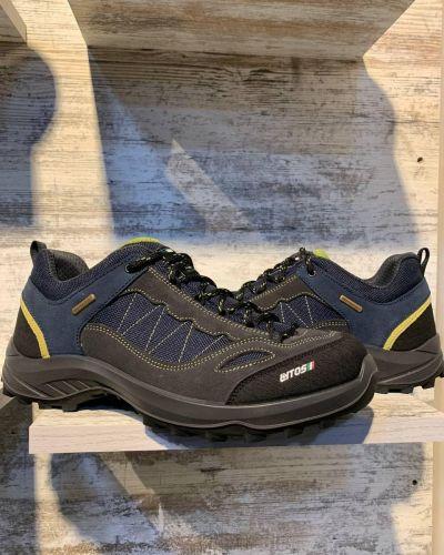 Трекинговые кроссовки - синие Lytos