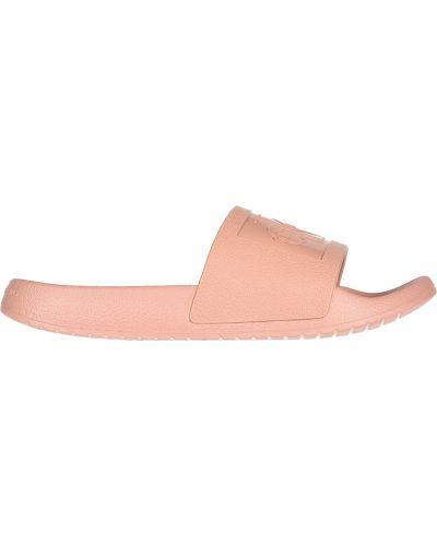 Розовые шлепанцы Calvin Klein Jeans