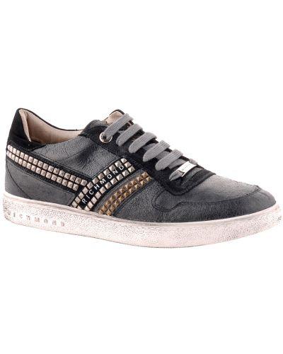 Черные кроссовки Richmond