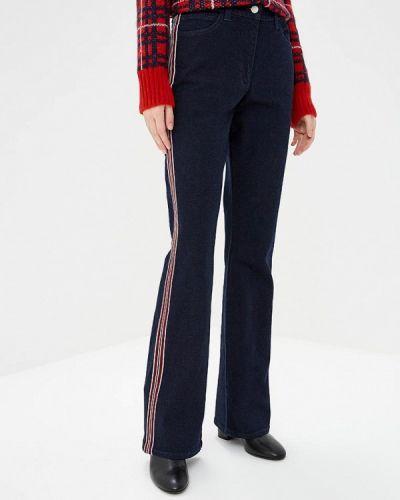Расклешенные джинсы широкие Calvin Klein