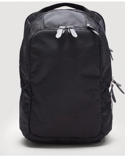 Серый рюкзак Mango Man