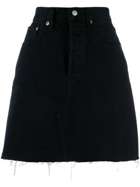 Юбка мини джинсовая с завышенной талией Levi's®