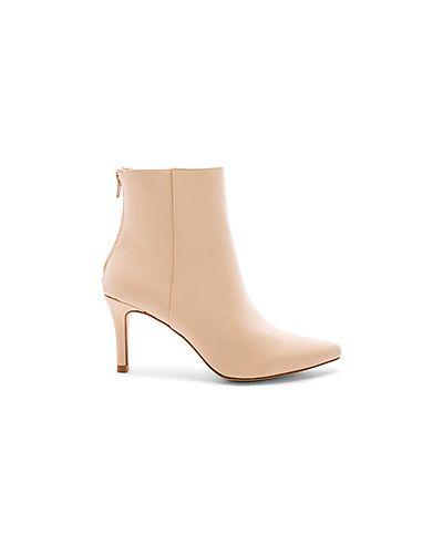 Ботинки на каблуке Raye