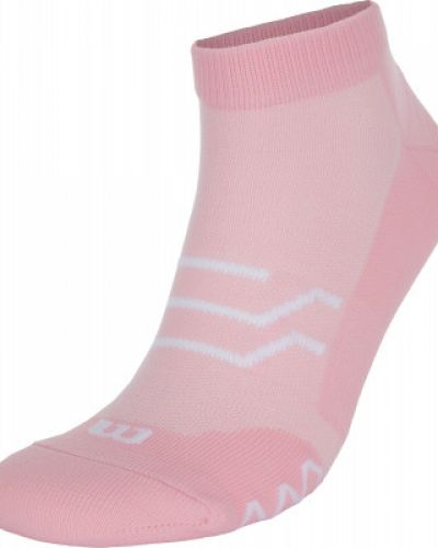 Нейлоновые носки - розовые Wilson