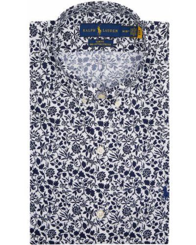 Koszula slim granatowa Polo Ralph Lauren