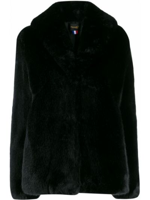Черная куртка La Seine & Moi