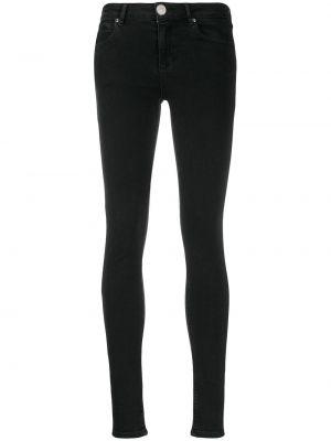 Зауженные джинсы - черные Sandro Paris