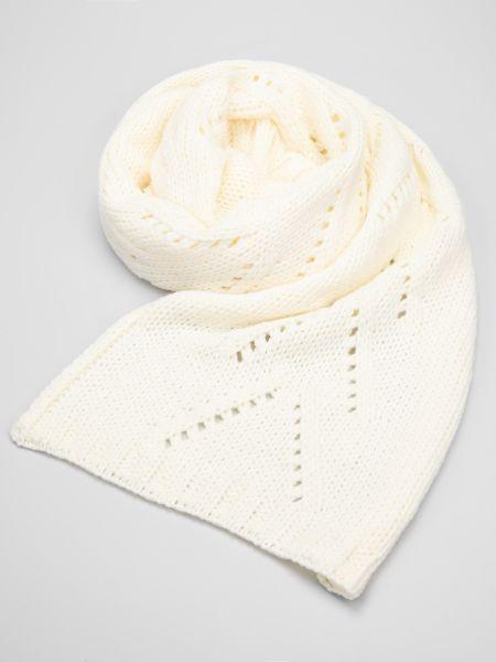 Белый шарф Braska
