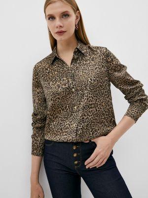 Блузка с длинными рукавами - коричневая Marciano Los Angeles