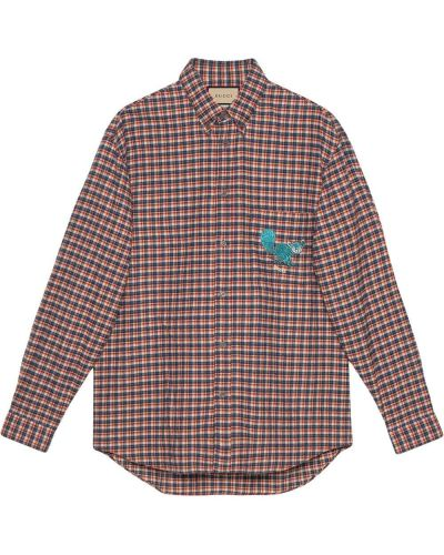Klasyczna koszula Gucci