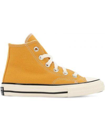 Bawełna bawełna ażurowy sneakersy na sznurowadłach Converse