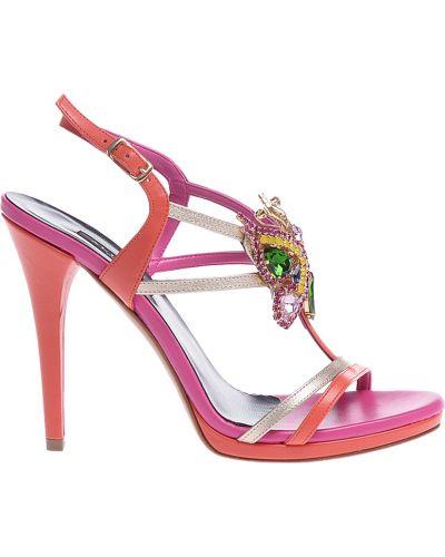 Босоножки на каблуке Albano