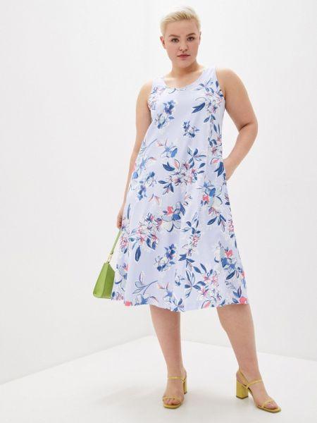 Платье - голубое Лори
