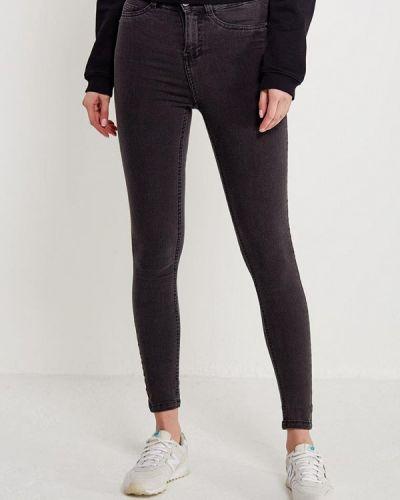 Серые джинсы Noisy May
