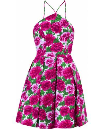 Платье на тонких бретелях без рукавов Michael Kors