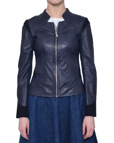 Куртка весенняя синий Trussardi Jeans
