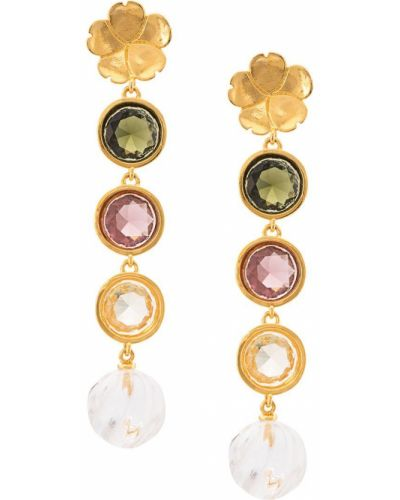 Серьги Lizzie Fortunato Jewels