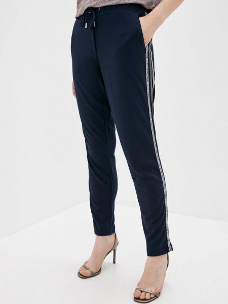 Спортивные синие спортивные брюки Betty Barclay