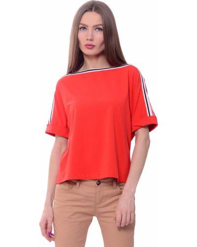 Красная футболка Marina Yachting