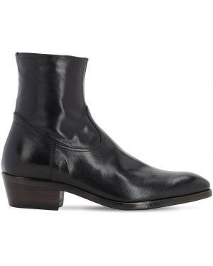Кожаные ботинки Silvano Sassetti