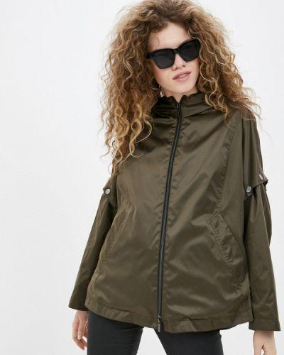 Облегченная куртка хаки Anna Verdi