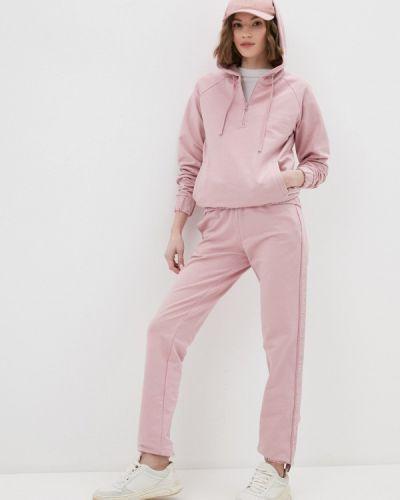 Костюмный розовый спортивный костюм Ko'msi