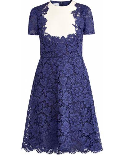 Платье из вискозы шелковое Valentino