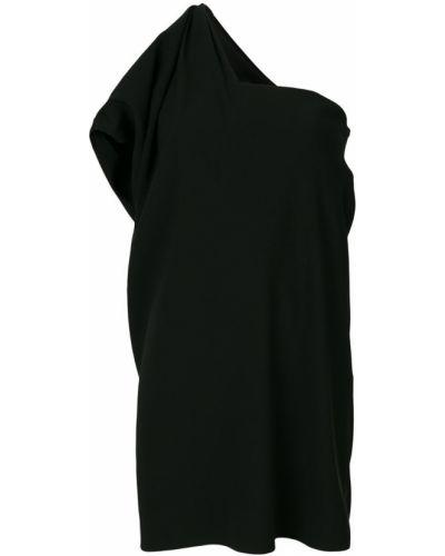 Платье с драпировкой на одно плечо Paule Ka