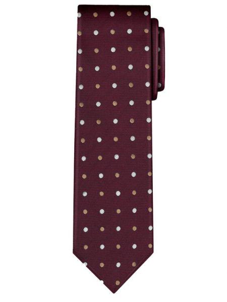 Krawat - bordowy Vistula