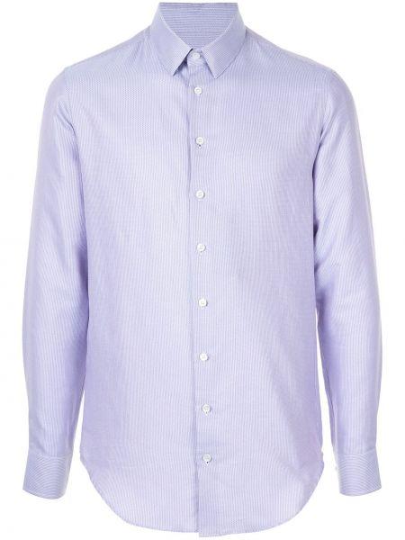 Классическая рубашка на пуговицах Giorgio Armani